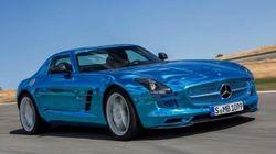 Huit voitures électriques aux performances redoutables