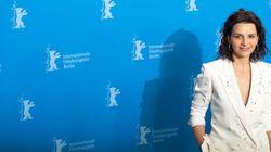 Juliette Binoche donne le coup d'envoi au Festival du film de