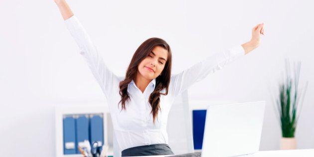 Stress au travail: 4 exercices faciles pour relâcher la pression et se