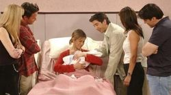 «Friends»: voici le bébé de Ross et Rachel, 13 ans plus tard