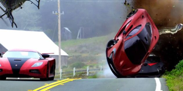 Need For Speed le film: la
