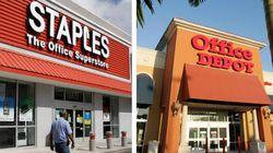 Staples achète Office Depot et devient un géant des fournitures de
