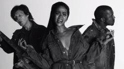 Le clip de «FourFiveSeconds» de Rihanna est