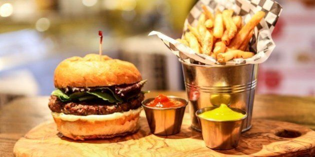 «Le donateur»: un burger pour la bonne