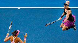 Ces joueuses de tennis ont bien fait rire les internautes
