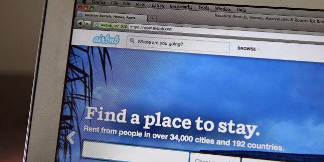 Accusé de concurrence déloyale, Airbnb va prélever davantage de