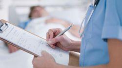 Près de 3000 infirmières et infirmiers en grève en