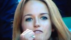 La copine d'Andy Murray, Kim Sears, insulte Tomas Berdych en plein
