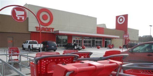 Une commandite de Target se transforme en chèque sans