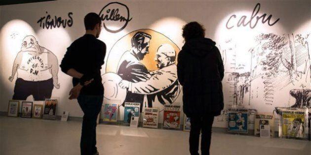 BD: le 42e festival d'Angoulême marqué par «l'esprit