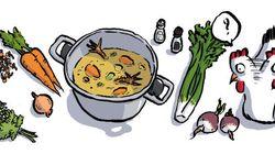Bouillon de poulet : comment une recette millénaire redevient une tendance