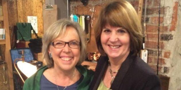 Une ex-animatrice de la CBC veut se porter candidate du Parti vert à