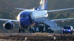 Alerte à la bombe: évacuation de deux avions à
