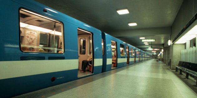 Prolongement de la ligne bleue: Poëti «improvise», dit Martine