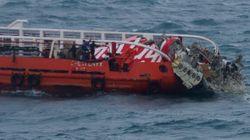 AirAsia: échec des opérations de récupération du fuselage de