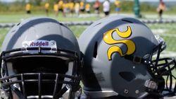 Football universitaire : des capteurs de choc pour prévenir les commotions