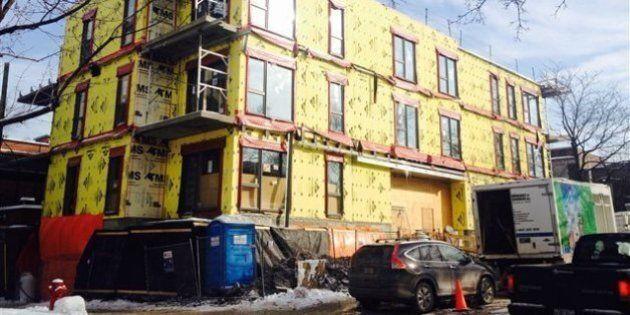 Montréal: un constructeur de condos doit abaisser son immeuble de plusieurs