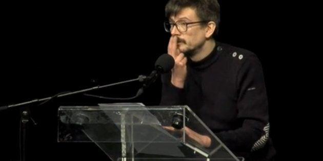 Obsèques de Charb de Charlie Hebdo: Luz imagine les dessins que son ami aurait faits