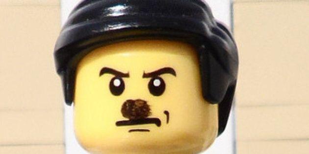 L'holocauste raconté en Lego