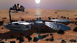 La sonde Beagle 2 retrouvée sur Mars, dix ans après sa