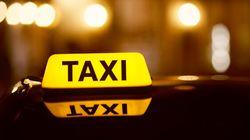 La vidéo d'un chauffeur de taxi qui utilise son cellulaire au volant fait