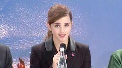 Emma Watson a donné un nouveau discours poignant