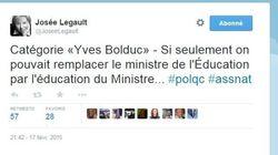 #FouilleRespectueuse, les réactions à la déclaration d'Yves