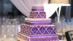 39 idées de gâteaux de mariage pour