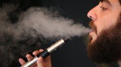 Cigarette électronique: jouer le jeu du lobby de l'industrie du