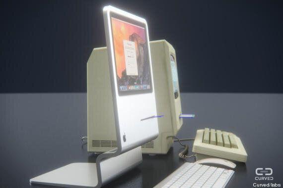 À quoi pourrait ressembler le mythique Apple Lisa aujourd'hui? Un site allemand l'a imaginé...