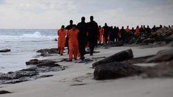 État islamique: la terreur par