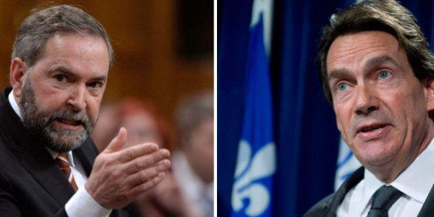 Rencontres Maîtres chez vous 2015: Pierre Karl Péladeau et Thomas Mulcair parmi les conférenciers