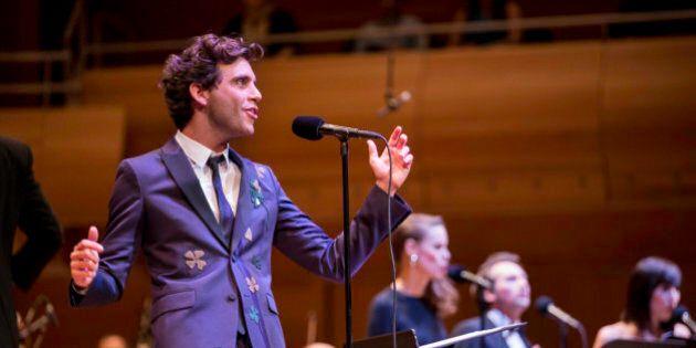 Concert historique de Mika avec l'OSM: les cœurs ont fait Boum Boum Boum!