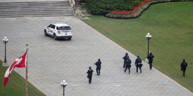Fusillade au Parlement d'Ottawa : la vidéo ne sera pas