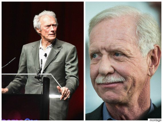 Clint Eastwood va faire un film sur le capitaine Chesley Sullenberger, pilote héroïque de