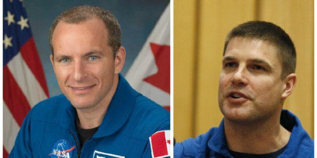 Le Canada enverra deux astronautes dans l'espace d'ici 10