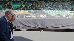 Une oeuvre monumentale de Banksy vendue à