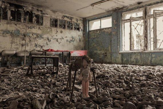 15 photos troublantes de l'intérieur de la Zone d'exclusion de