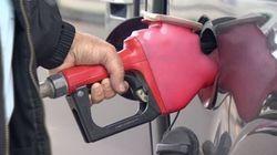 Forte hausse du prix de l'essence mardi à Montréal et à