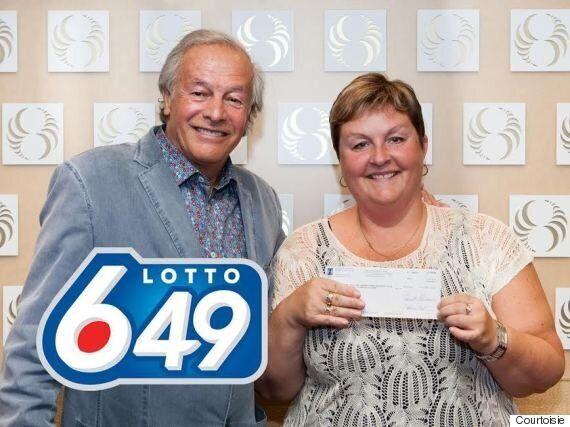 Une Montérégienne, Suzanne Allaire, remporte plus de 5 millions $ au Lotto