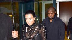 Kim Kardashian ose la transparence pour les CFDA