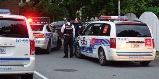 Montréal: Coups de feu tirés à l'angle de la rue Papineau et Sauriol