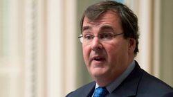 Le ministre Blais accuse ses détracteurs de succomber à des «scénarios catastrophes»