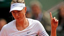 Une décevante Sharapova éliminée à