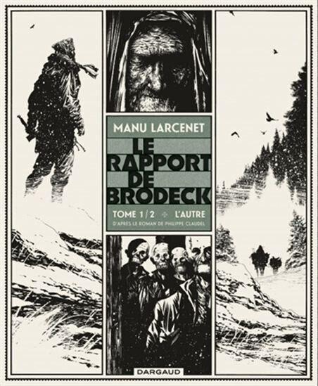 «Le rapport de Brodeck»: Larcenet s'impose encore une