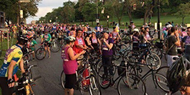 L'événement cycliste «Un Tour la Nuit» a été couronné de succès à