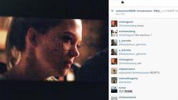 Xavier Dolan dévoile une photo du tournage de «Juste la fin du monde» sur
