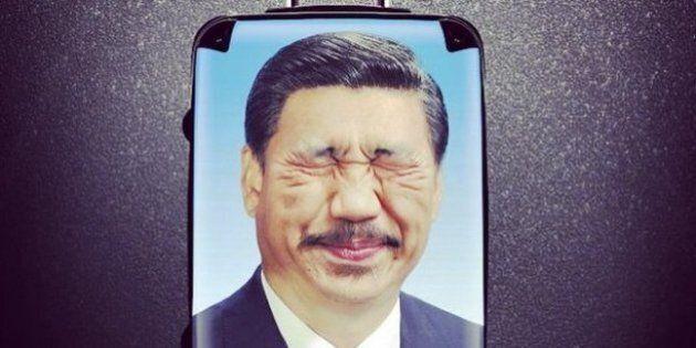 Un artiste chinois arrêté pour un montage du président Xi Jinping diffusé sur les réseaux sociaux