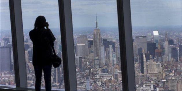 L'observatoire du One World Trade Center accueille le