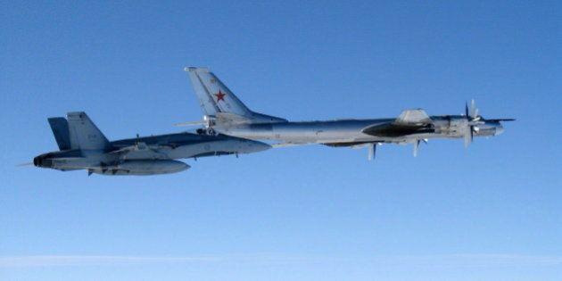 Des exercices du NORAD seront menés dans l'Arctique face à la menace